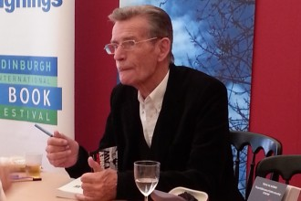 William_McIlvanney_at_the_Edinburgh_International_Book_Festival_2013
