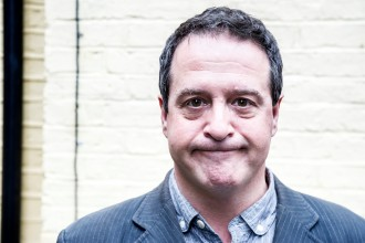 Mark Thomas (pic: Steve Ullathorne)
