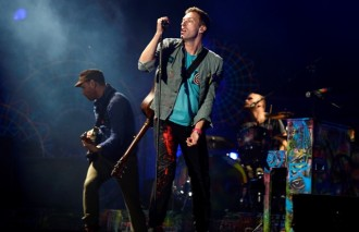 Coldplay  (Photo by Martin Philbey)