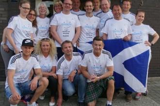 John McGurk and team