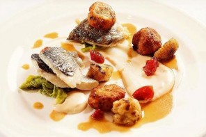 Best Dishes #12: Grilled Sea Bream in Brian Maule at Chardon d'Or