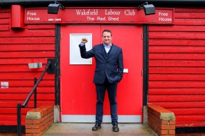 Interview: Mark Thomas and The Big Red Shed