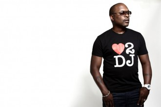 Jazzy Jeff loves to DJ