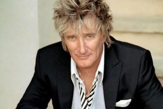 Rod Stewart. Great hair.