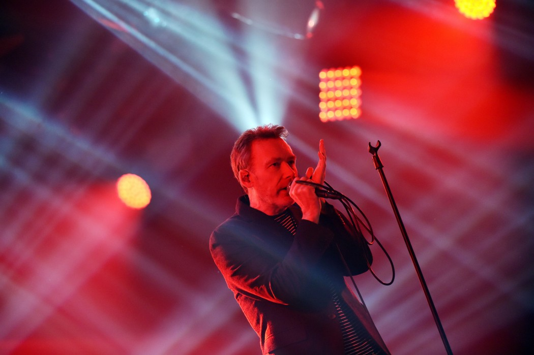 Programme Name: 6 Music Festival 2017 - TX: 24/03/2017 - Episode: Friday (No. n/a) - Picture Shows:  The Jesus and Mary Chain - (C) BBC - Photographer: Sarah Jeynes