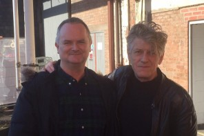Ken Sweeney with Paul Buchanan