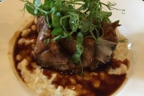 Review: Spring lamb and asparagus menu at Browns Brasserie