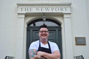 Five Quick Questions: Jamie Scott of The Newport Restaurant