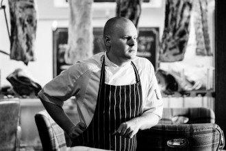 Head Chef John Burns