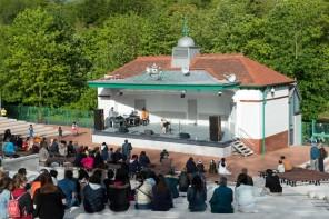 Kelvingrove bandstand family festival puts community talent centre stage
