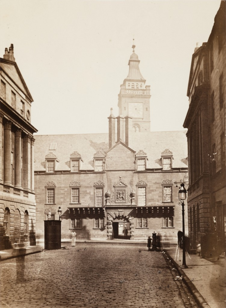 "Thomas Annan, ""Photographs of Glasgow College"" (about 1866), (Canadian Centre for Architecture, Montréal)"