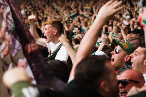 In Pictures: The Scottish Cup Final at Hampden