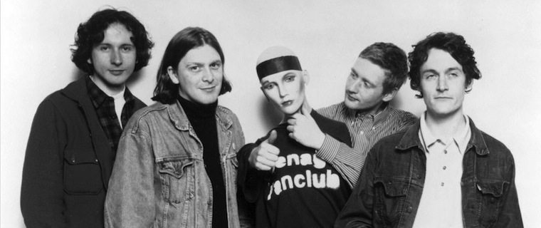 Teenage Fanclub, back in the day