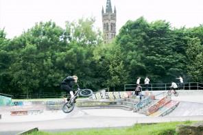 In Pictures: Kelvingrove Skatepark