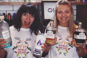 World Gin Day at Brel