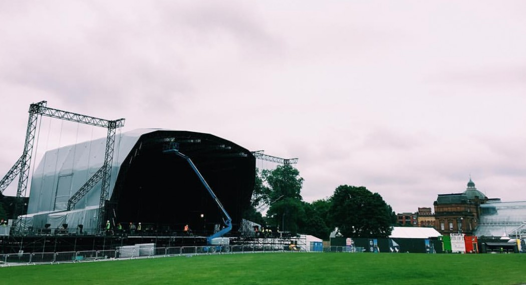 Seven arrested at TRNSMT music festival in Glasgow