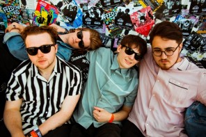 Watch: Vistas release new music video ahead of Glasgow gig