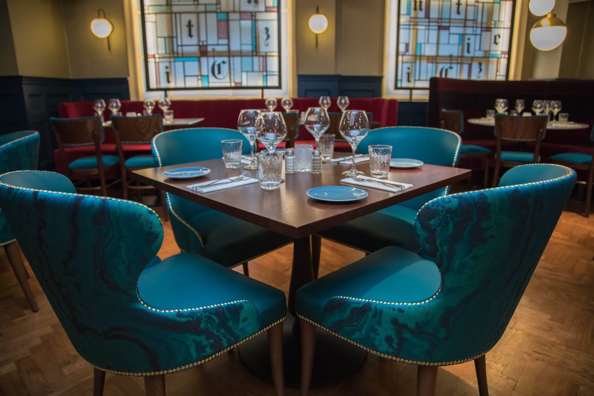 JeanGeorges at The Connaught Gourmet Dining in Mayfair