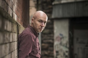 Interview: Chris Brookmyre at the Byres Road Book Festival