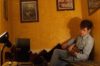 Josh Okeefe - Backstage Leicster