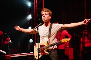 In Pictures: Paolo Nutini at Paisley Abbey homecoming gig