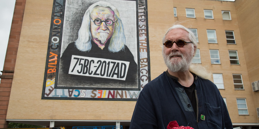 Billy Connolly Portrait of a Lifetime