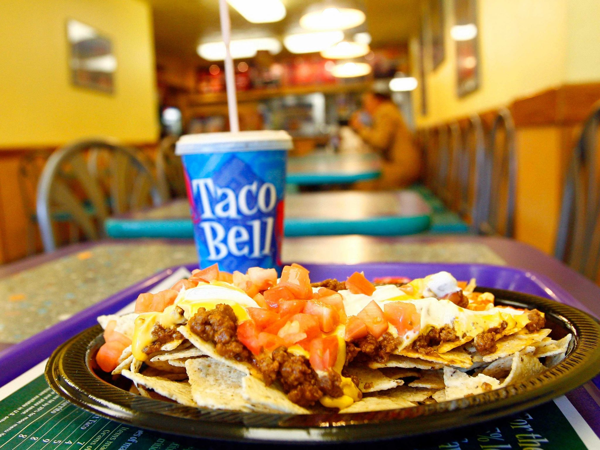 Taco bell open christmas christmas cards for Are there any restaurants open on christmas day