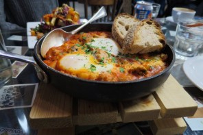 Singl-End: Glasgow's Best Brunch