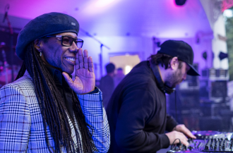 Nile Rodgers is coming to Glasgow