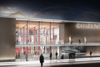 Citizens Theatre redevelopment (Bennett Associates)
