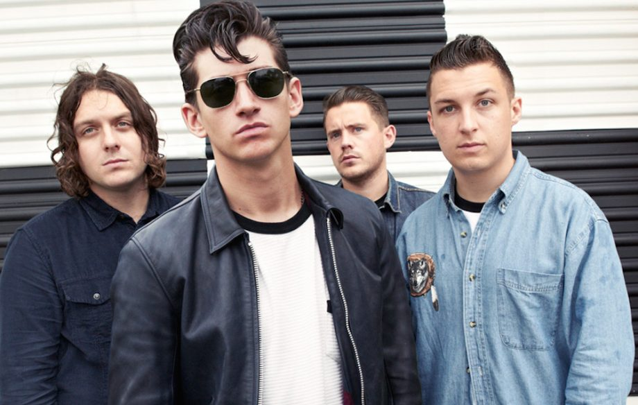 Arctic Monkeys announce first live dates since 2014