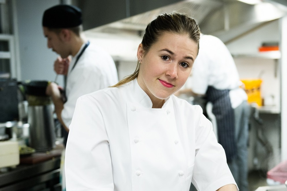 Chef Emily Roux