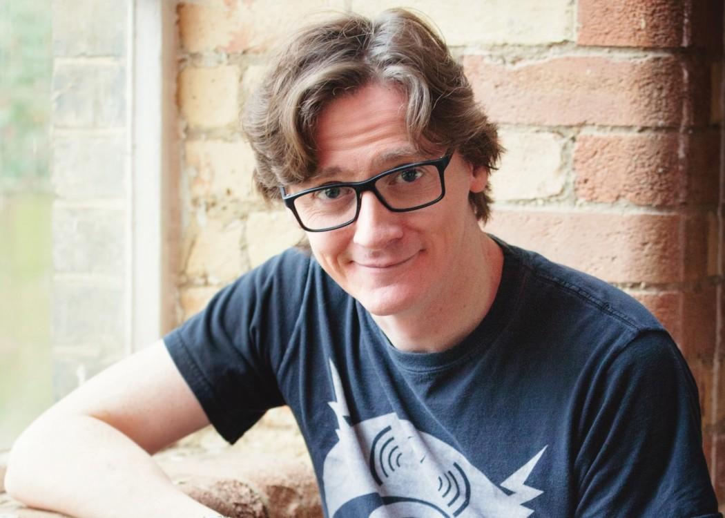 Ed Byrne (Pic: Roslyn Gaunt)