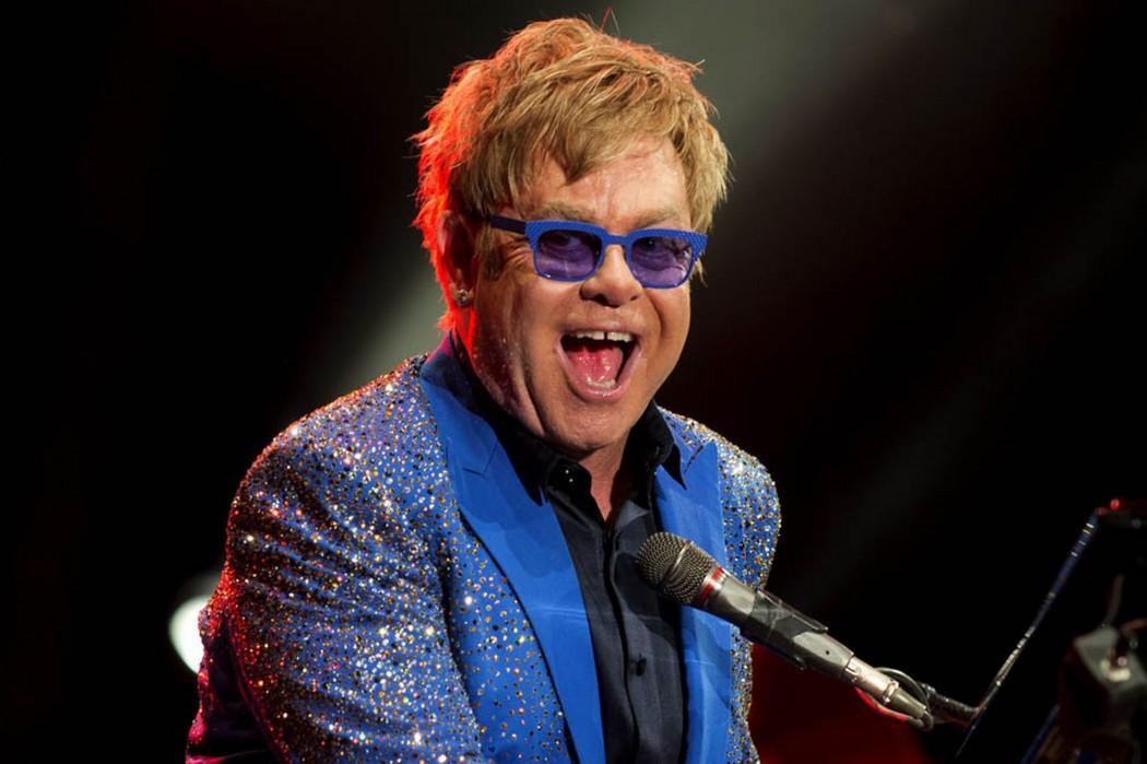 Pop star Elton John announces final tour