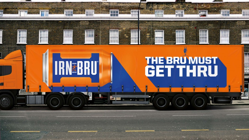 Irn Bru Fans Are Panic Buying Ahead of a Recipe Change