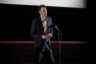 GSFF's Matt Lloyd (Pic: Stuart Crawford)