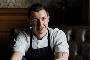 There's a new head chef in the kitchen at One Devonshire Gardens