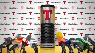 Tennent's Alexa Ferguson - Press Conference Branded