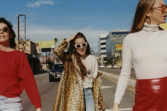 HAIM's sophomore albumSomething To Tell You was released July 7