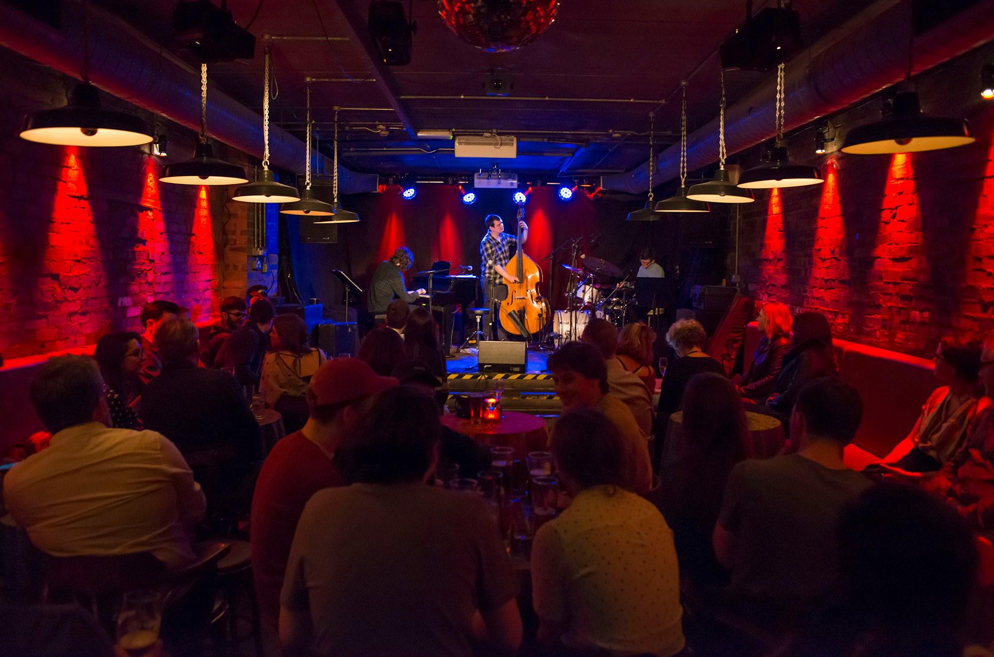 The Blue Arrow Glasgow S New Jazz Club Glasgowist