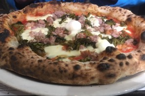 Quick Bite: Mozza Pizza on Renfield Street