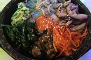 A taste of Korea at Bibimbap Glasgow