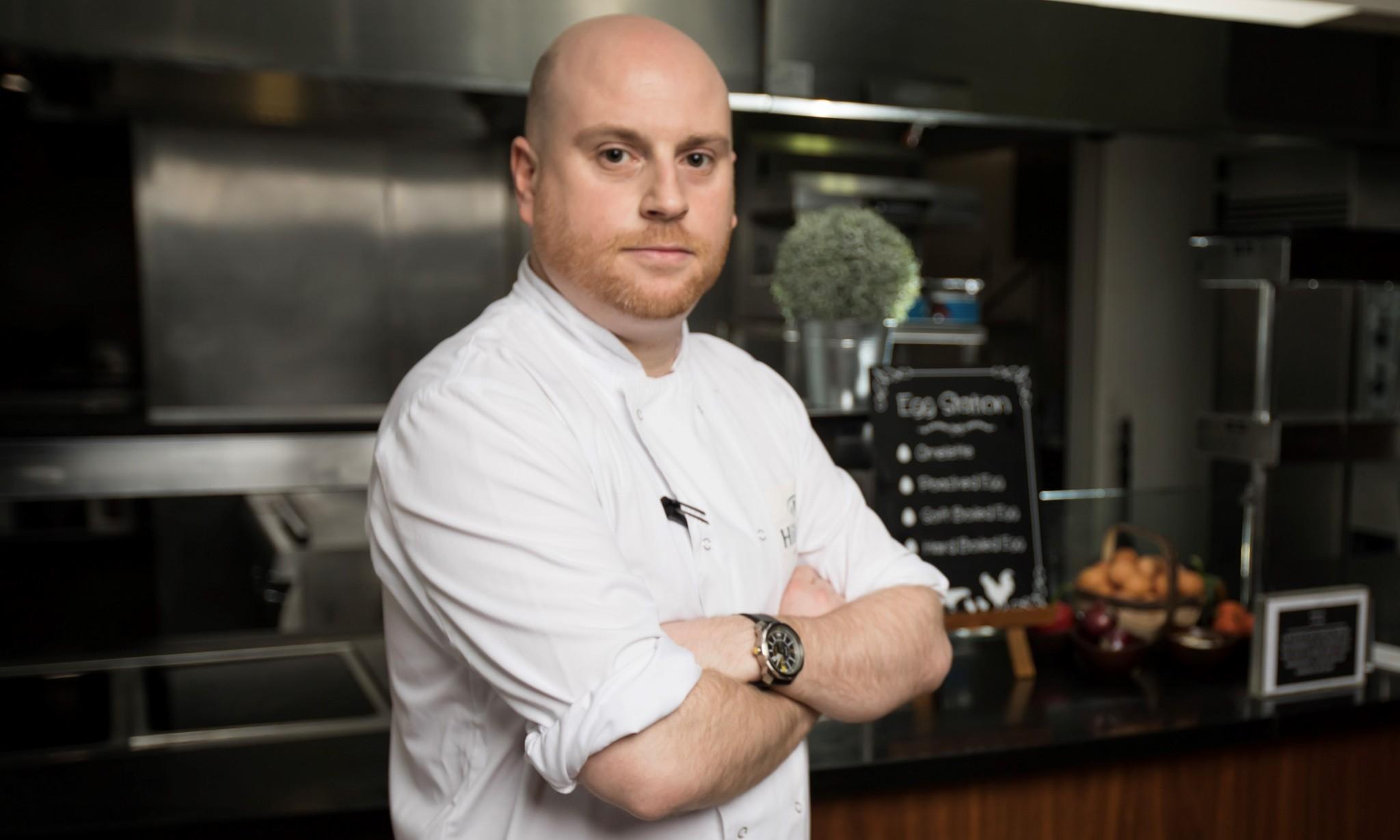 Hilton Glasgow Announce New Award Winning Executive Chef