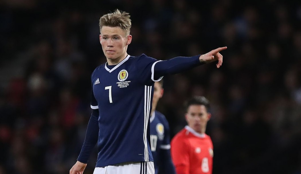 Image result for scott mctominay SCOTLAND