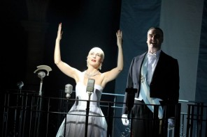 Review: Evita at the King's Theatre