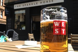 Best of Glasgow: A pint at The Sparkle Horse