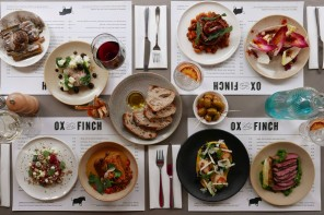 Best of Glasgow: Dinner at Ox and Finch