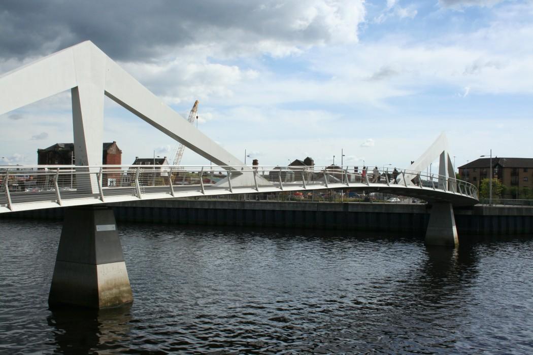 Glasgow_Tradeston_Footbridge