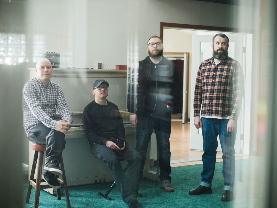 Mogwai (pic: Anthony Crook)