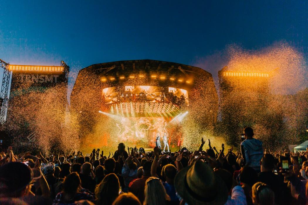 Queen + Adam Lambert (Pic: Ryan Buchanan)